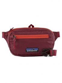 Patagonia Ultralight Black Hole Mini Hip Pack 1L (roamer red)