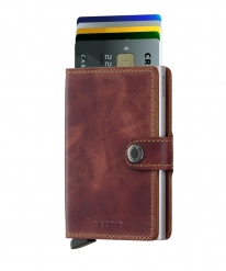 Secrid Miniwallet (vintage brown)