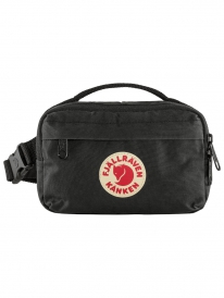 Fjällräven Kanken Hip Bag (black)