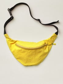 Cleptomanicx Simplist Hip Bag (lemon zest)