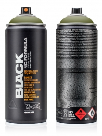 Montana Black NC 400ml Sprühdose (troops/BLK6725)