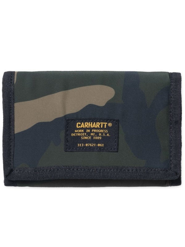Carhartt WIP Ashton Wallet (camo laurel)