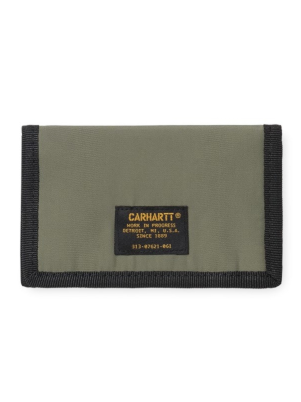 Carhartt WIP Ashton Wallet (dollar green)