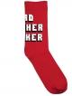 Dedicated Bad Mother Socken (red)