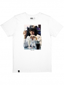 Dedicated Mmmm Yummy T-Shirt (white)