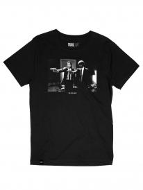 Dedicated Say What Again T-Shirt (black)