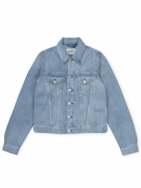 Carhartt WIP W Jetson Jacket (blue light stone washed)