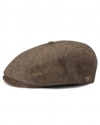 Brixton Brood Schieber (brown/khaki)