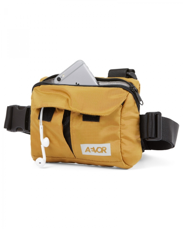 Aevor Frontbag (ripstop gold)