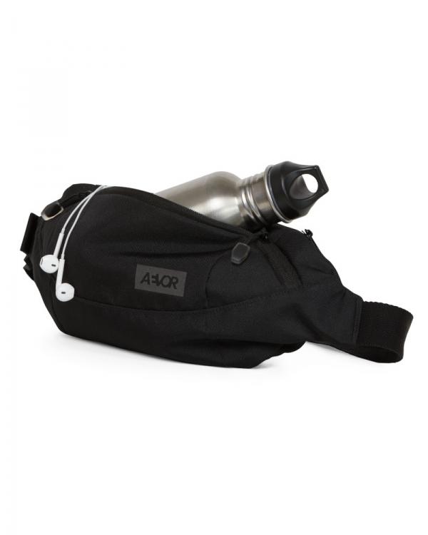 Aevor Shoulder Bag (black eclipse)