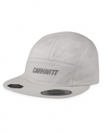 Carhartt WIP Turrell Cap (pebble/refelctive grey)