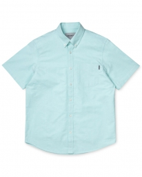 Carhartt WIP Button Down Pocket Kurzarmhemd (window)