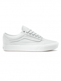 Vans ComfyCush Old Skool (true white/true white)