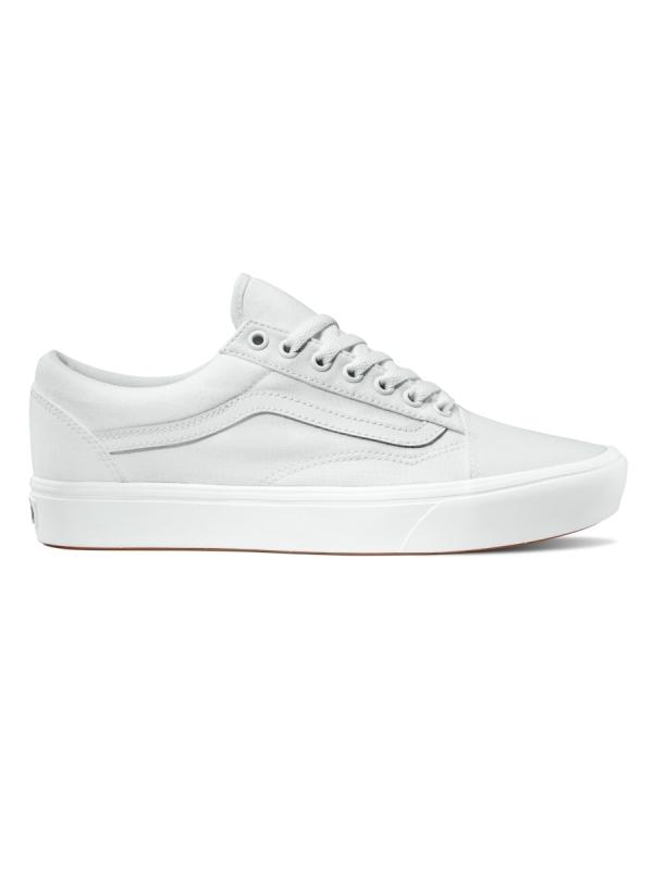 Vans ComfyCush Old Skool (true white/true white)