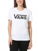 Vans Flying V Vrew T-Shirt (white/black)