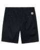 Carhartt WIP Memphis Short (black rinsed)