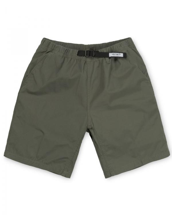 Carhartt WIP Clover Short (dollar green rinsed)