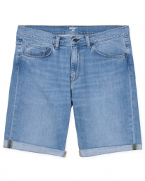 Carhartt WIP Swell Short (blue worn bleached)