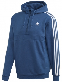 Adidas 3 Stripes HZ Hoodie (night marine)