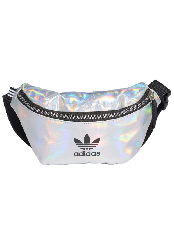 Adidas Waistbag Metallic (silver met./iridescent)