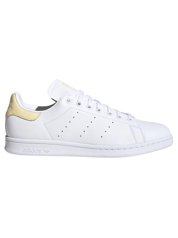 Adidas Stan Smith (ftwr white/ftwr white/easy yellow)