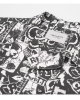 Carhartt WIP Collage Kurzarmhemd (collage print/black/white)