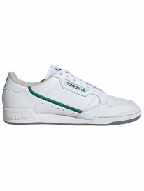 Adidas Continental 80 (ftwr white/glory green/collegiate green)