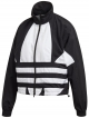 Adidas Large Logo Track Top Jacke (black/white)
