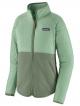 Patagonia W Pack In Jacket (gypsum green)