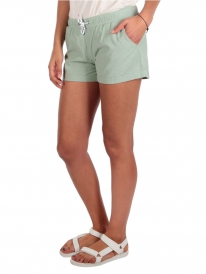 Iriedaily Chambray Girl Short (mintgrey)