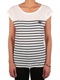 Iriedaily Slothy Stripe T-Shirt (offwhite)