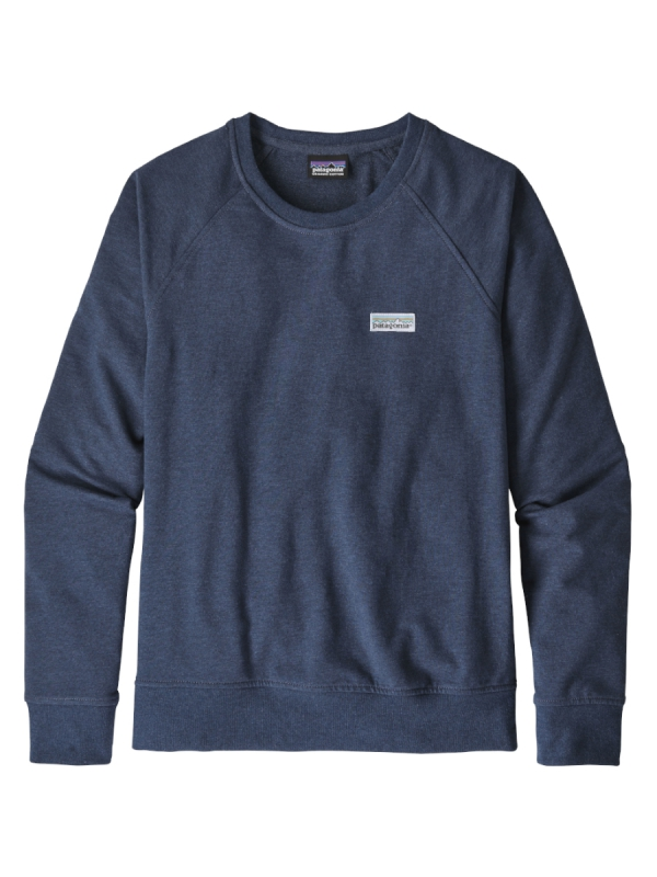 Patagonia W Pastel P6 Label Ahnya Sweater (stone blue)