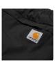 Carhartt WIP Clover Short (black rinsed)