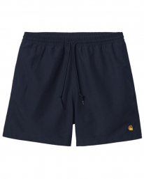 Carhartt WIP Chase Swim Trunks (azzuro/gold)