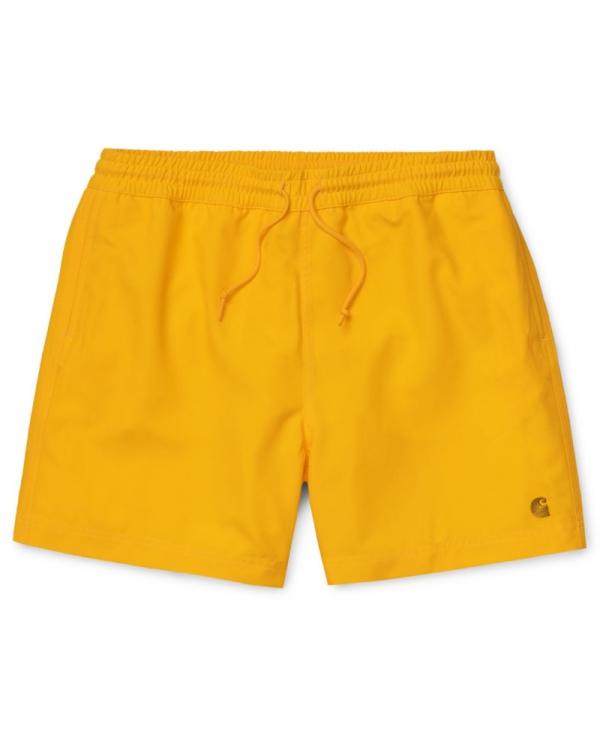 Carhartt WIP Chase Swim Trunks (sunflower/gold)