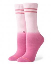 Stance Uncommon Dip Crew Socken (pink)