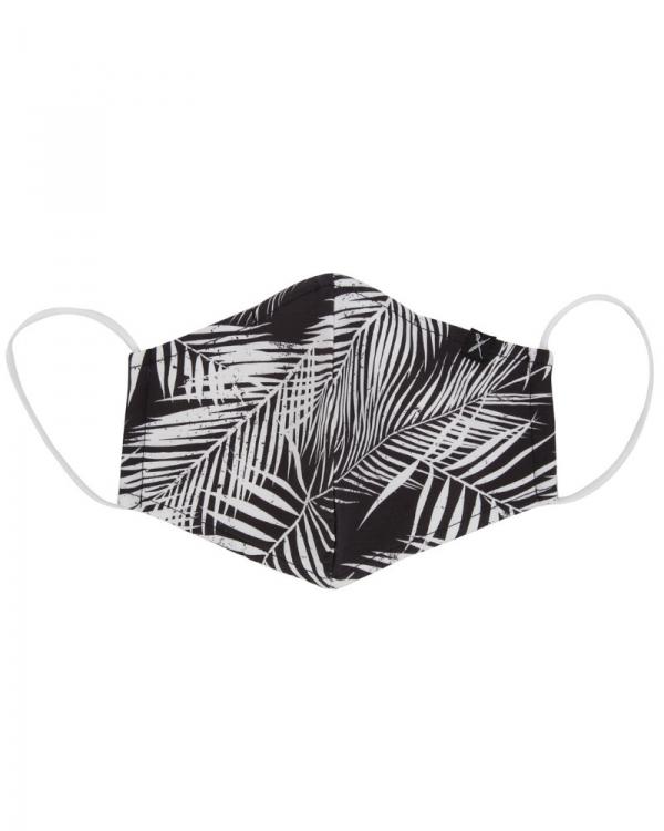 Iriedaily Funky Maske (black/white)