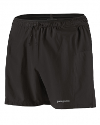 Patagonia Strider Pro Running Shorts 5 Inch (black)