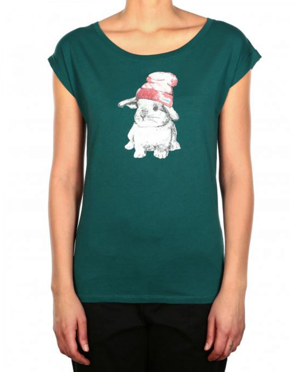 Iriedaily It Hasi T-Shirt (dark teal)