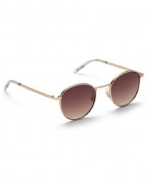 TAS Arin Edelstahl Sonnenbrille (rose brown/gradient)