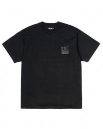 Carhartt WIP State T-Shirt (black/black)