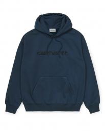 Carhartt WIP Sweat Hoodie (admiral/black)