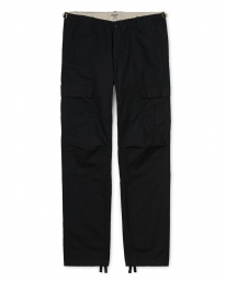 Carhartt WIP Aviation Pant (black rinsed)