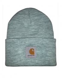 Carhartt WIP Acrylic Watch Hat Beanie (frosted green heather)