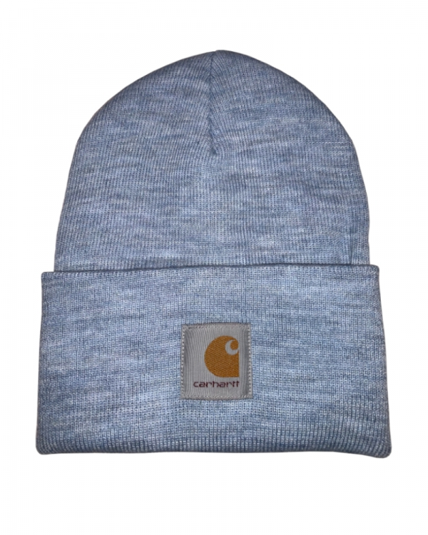 Carhartt WIP Acrylic Watch Hat Beanie (frosted blue heather)