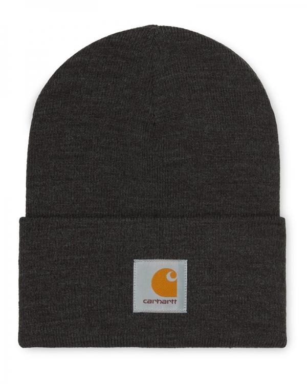 Carhartt WIP Acrylic Watch Hat Beanie (black heather)