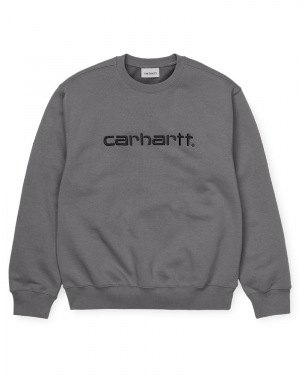 Carhartt WIP Sweat Sweater (husky/black)