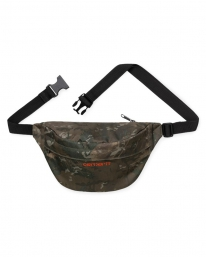 Carhartt WIP Payton Hip Bag (camo combi/safety orange)