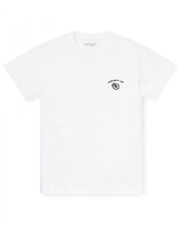 Carhartt WIP W Reverse Midas T-Shirt (white/black)