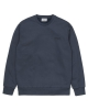 Carhartt WIP Script Embroidery Sweater (admiral/black)